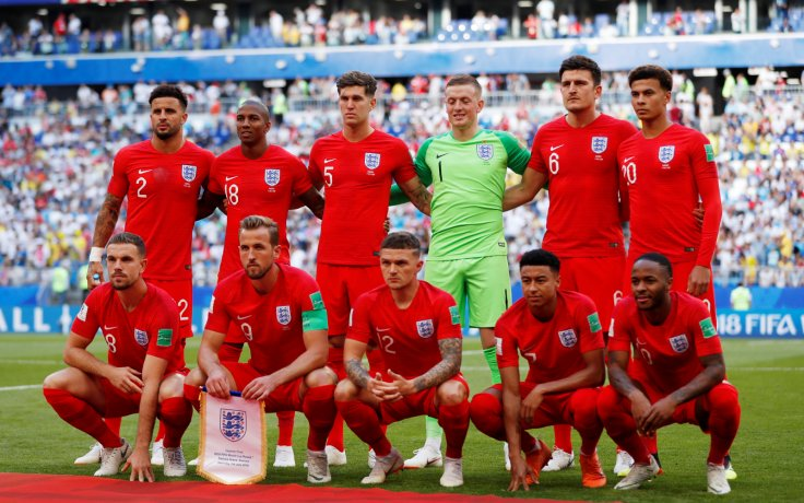 4th place Ok not want we wanted but for 4 weeks feelgood factor in this country has been amazing. My English player of tournament Kieran @trippier2 followed by @HarryMaguire93 @GarethSouthgate well done U have made us proud of our national football team looking 4ward 2 the Euro&#39;s<br>http://pic.twitter.com/e9Mkt6B8lG