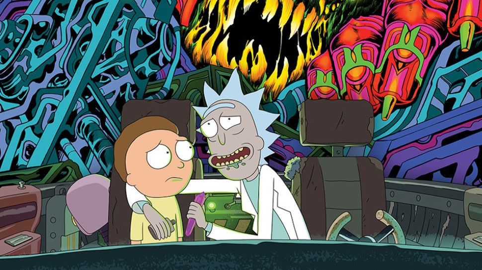 A #RickAndMorty double album soundtrack is coming this fall: https://t.co/LyQtoAVKwc https://t.co/DLw0VHso3s