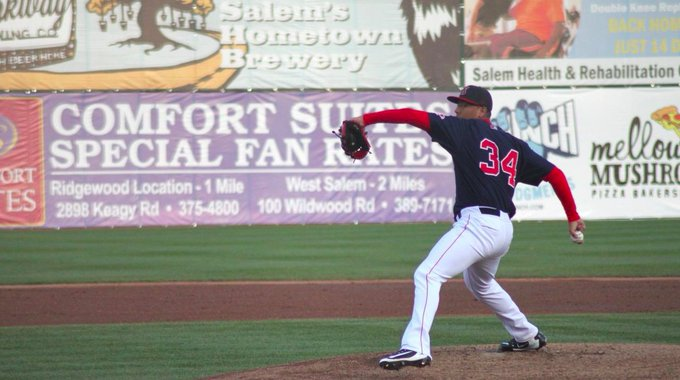 Holy cow, who is that guy? Bryan Mata's emergence from obscurity in Venezuela to Red Sox rep in the Futures Game: Photo