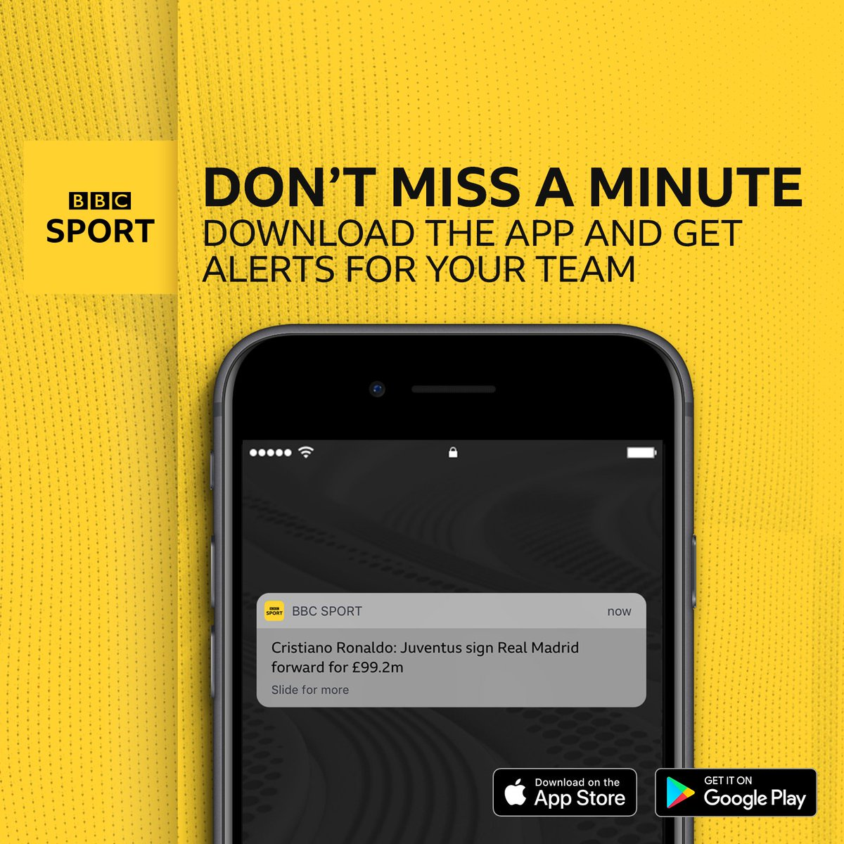 Bbc sport launches new iphone app.