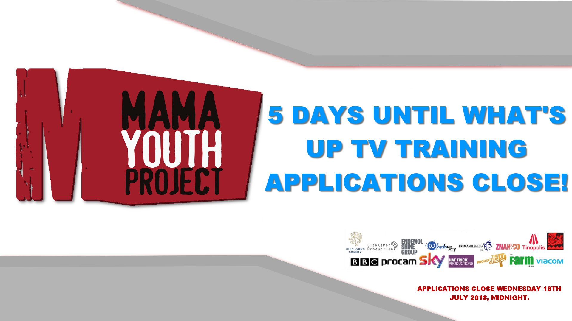 MAMA Youth Project on Twitter: