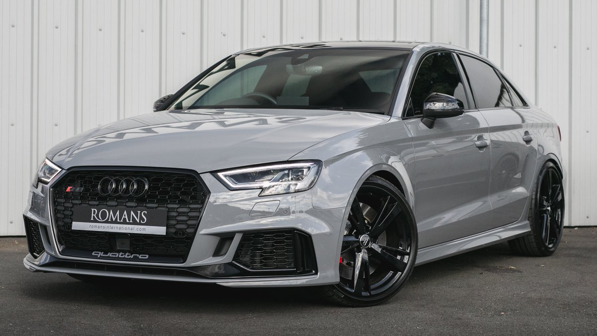 Romans International On Twitter Introducing The Hot Hatch Bully The Nardo Grey Audi Rs3 Saloon Click Here For Details Https T Co Uxbpyksx5z Audi Rs3 Rs3saloon Audirs3 Romansinternational Https T Co 7c5mzta9a8