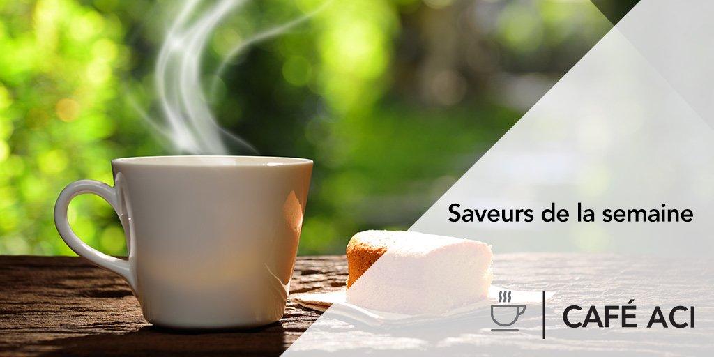 test Twitter Media - Les matins sans ☕, c'est comme les week-ends sans les #SaveursDeLaSemaine du #CaféACI. Il suffit d'un clic pour vous servir. ➡️ https://t.co/ShzqZhbrCR https://t.co/rh60XZ368K