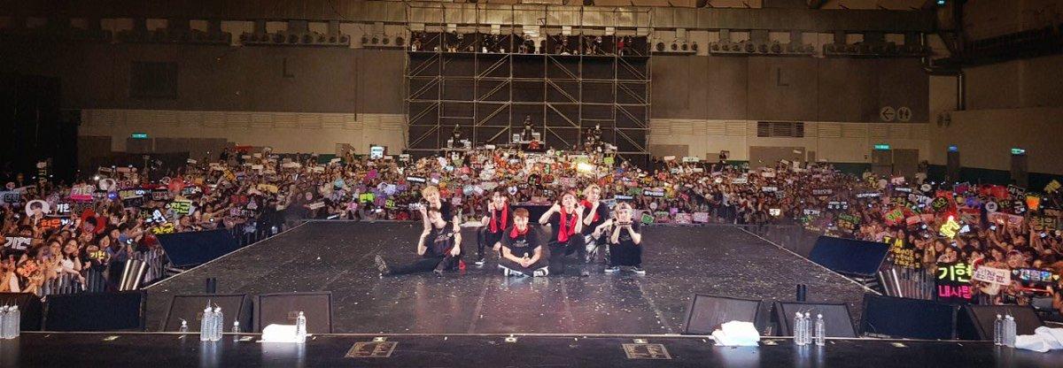 [#MONSTA_X] #몬스타엑스 #더커넥트 2018 #MONSTAX WORLD TOUR  <#THE_CONNECT> IN #TAIWAN 🇹🇼  #몬스타엑스월드투어 #대만 #MX_2ND_WORLDTOUR
