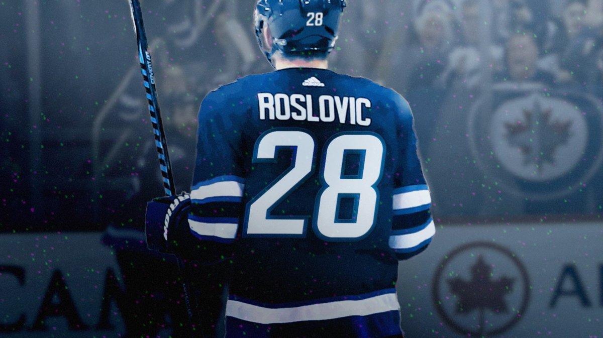 New season. New number. @JRoslovic96 will now be wearing number 2️⃣8️⃣!