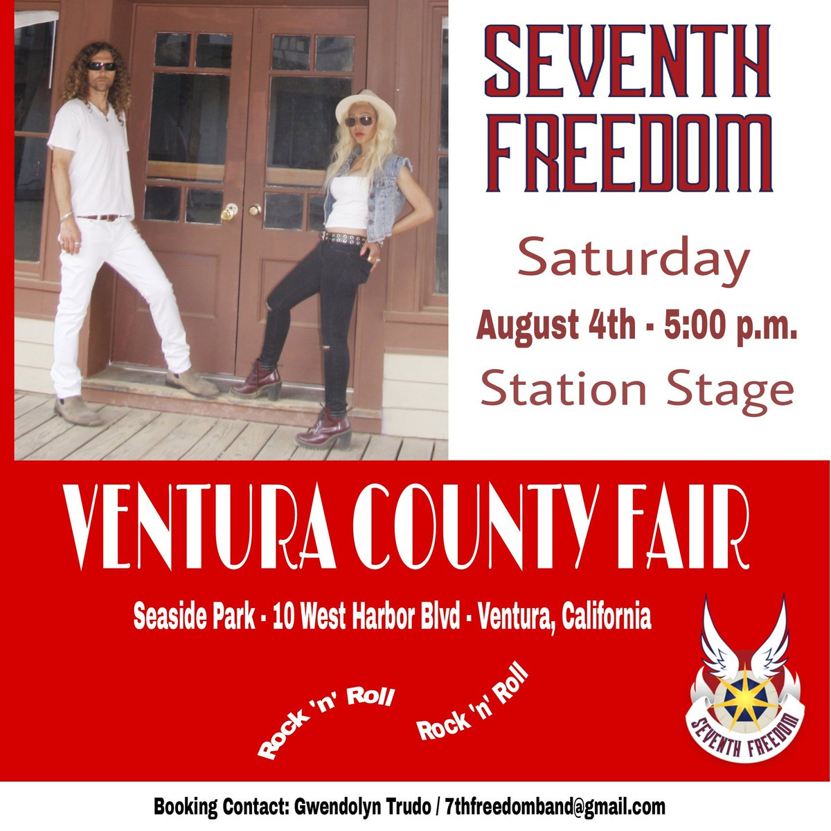 Seventh Freedom's photo on ventura