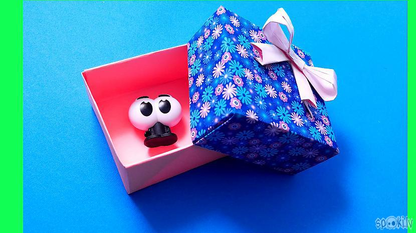 easy origami gift boxes | craftgawker | 466x830