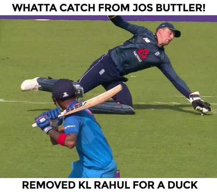 Cricket Trolls's photo on Jos Buttler