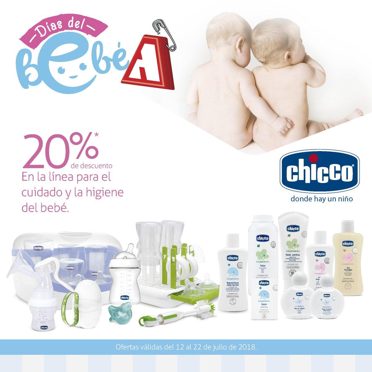 fd9a60f2f Disfruta del 20% en los productos de cuidado e higiene del bebé en la marca  Chicco hasta el 22 de Julio. #Arrocha #DíasDelBebé #Chicco #Bebes #Panama  ...