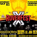 Image for the Tweet beginning: Last chance to win Roverfest