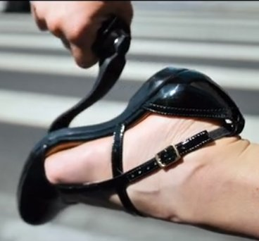 4a20f60c094c Link  http   www.ksby.com story 38643980 cal-poly-grad-imagines-convertible -high-heel-to-ease-womens-podiatry-problems …pic.twitter.com AZxaLZRn0s