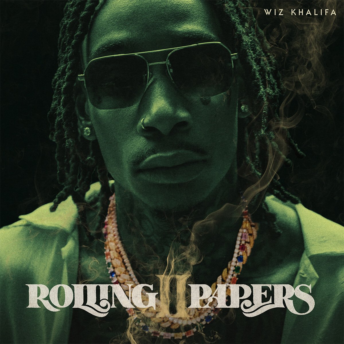 THE WAIT IS OVER. @WIZKHALIFA #ROLLINGPAPERS2 IS NOW AVAILABLE EVERYWHERE‼️🐉 Wiz.lnk.to/RP2 #TGOD