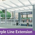 Image for the Tweet beginning: Lane restriping, k-rail & sound