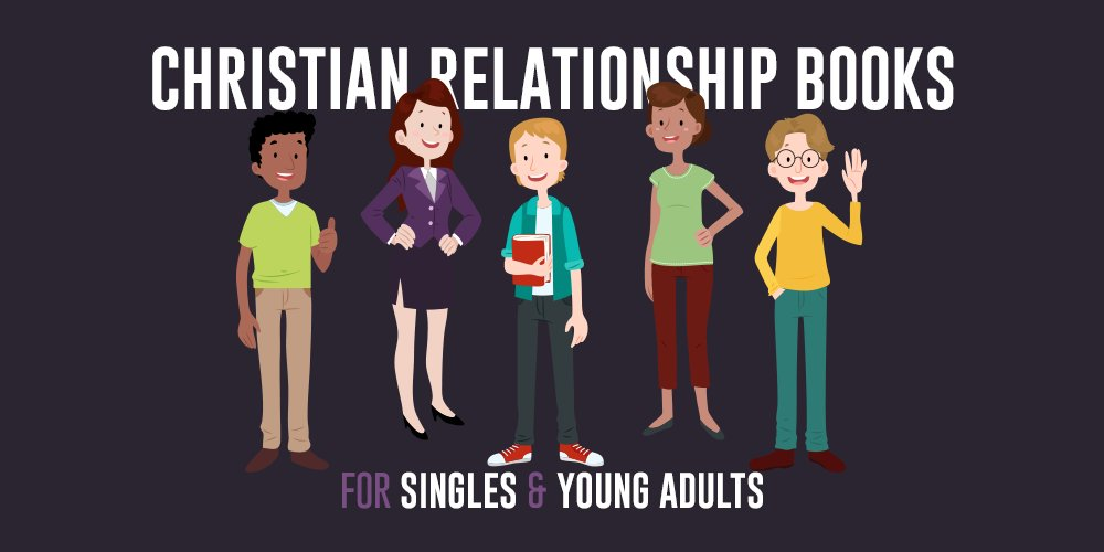Here are 11 Christian relationship #books for singles and young adults. hubs.ly/H0d0n_s0