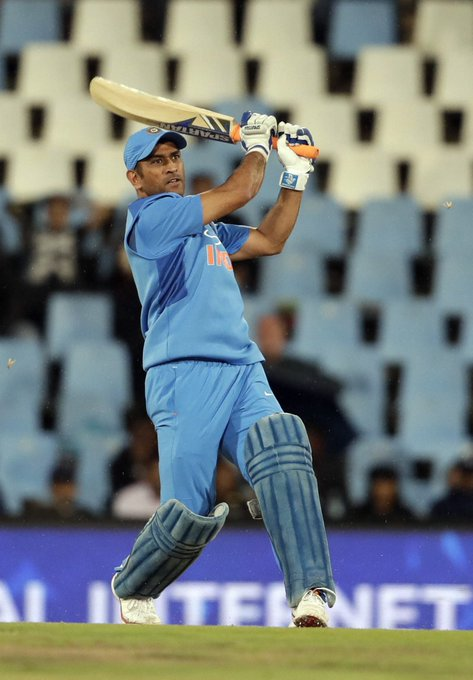 200 up for India! Can MS Dhoni be the last one standing? #ENGvIND #TeamIndia Photo