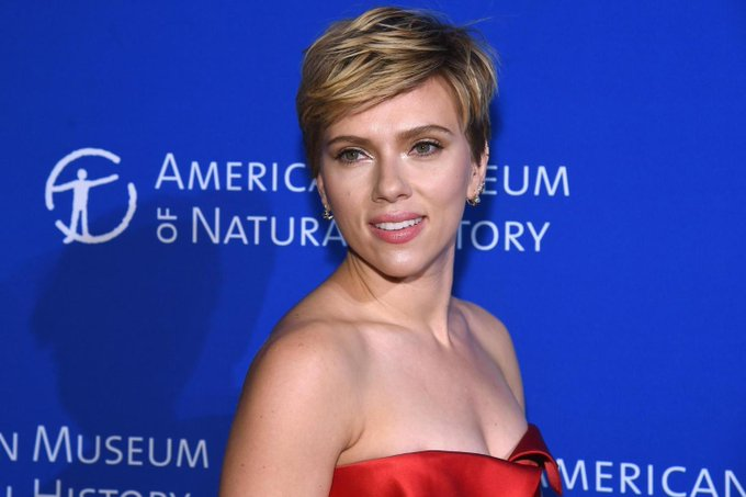 Scarlett Johansson drops out of transgender role after widespread criticism Foto