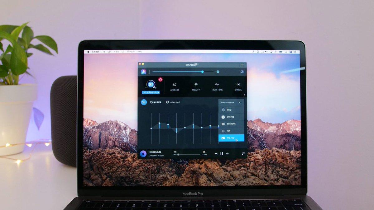 Get unbelievably realistic sound & control your Mac's audio w/ 30% off Boom 3D  Thnhttps://t.co/dA1ODrsO7dx to @boomapp