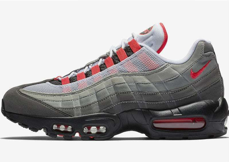 half off b1ecd 9f113 nikes solar red air max 95 now has a release date
