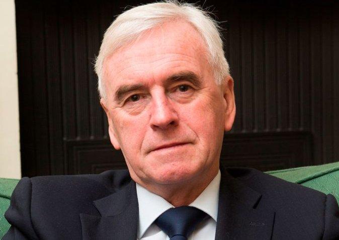 John McDonnell unveils plan to revive local communities under Labour government https://t.co/vE7MpxBE75 https://t.co/KLK2KafTDt