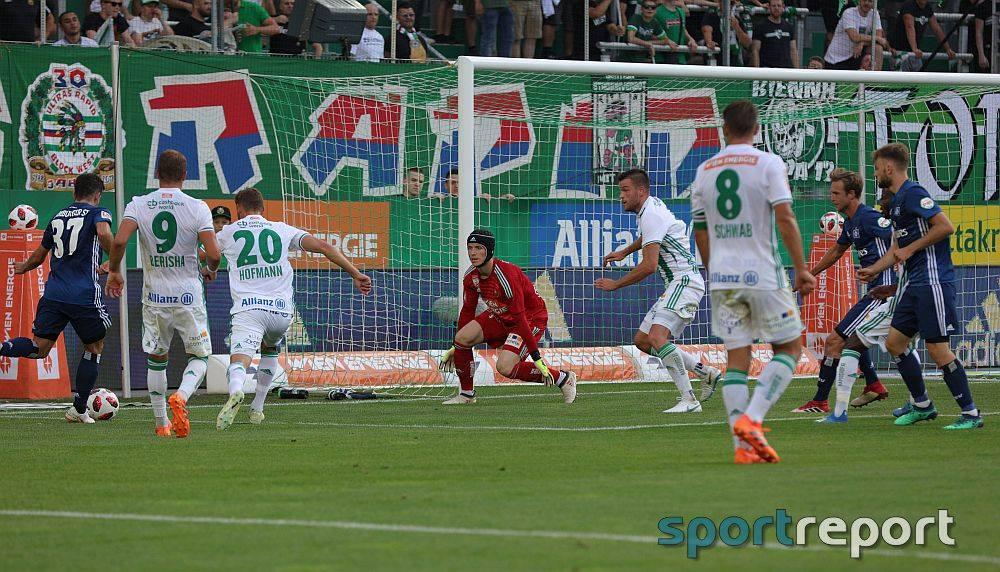 Rapid Wien, HSV, #SCRHSV