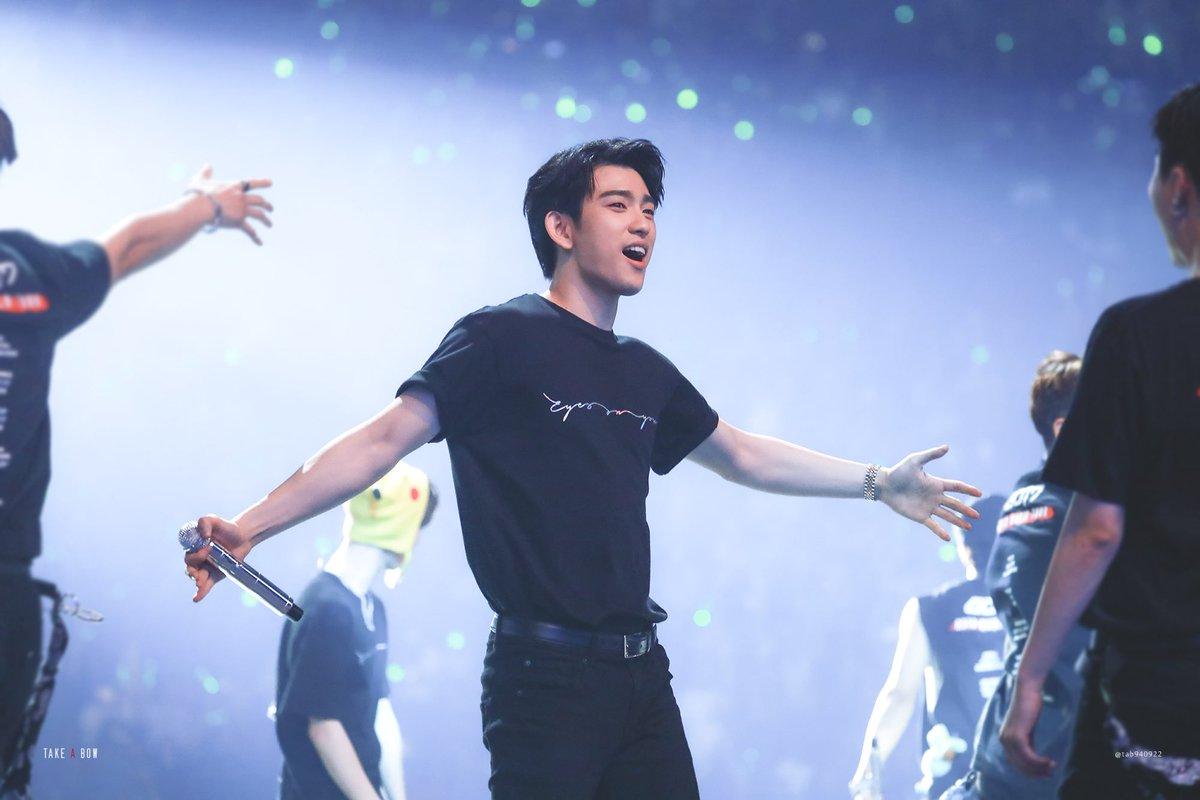 180706 Eyes On You in LA #진영 #GOT7   #Jinyoung #갓세븐      #EYESONYOUinLA 🇺🇸🐥🐥🐥🐥💕