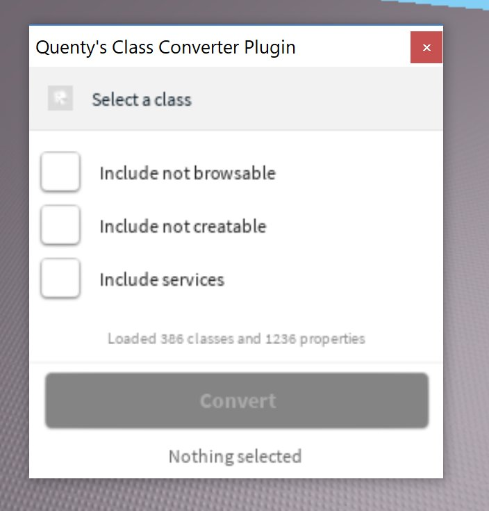 Roblox/install.com James Onnen On Twitter Updated My Class Converter Plugin To Be In A Widget Enabling Use With The Ui Editor Install Today Https T Co Gat6b1kj1z Robloxdev Https T Co Iyizre4c16