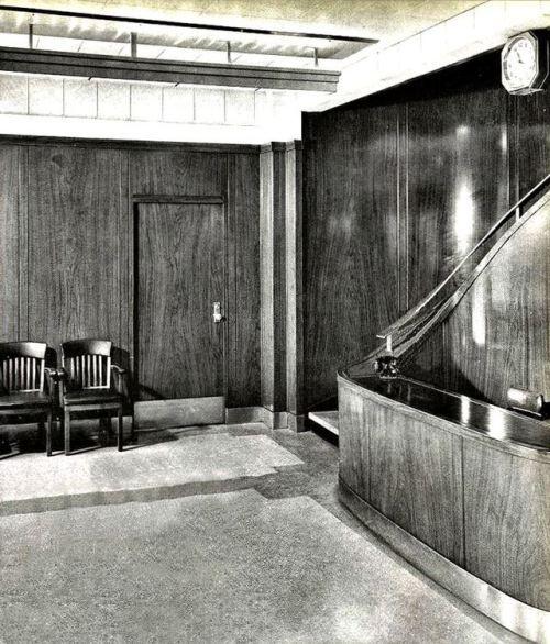 Modernize with mills metal partitions. 1939 danismm.tumblr.com/post/175875623…