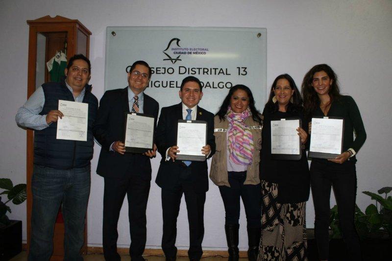 #Entérate Entregan constancia de asignación proporcional de concejales en Miguel Hidalgo http://bit.ly/2zOEKbV