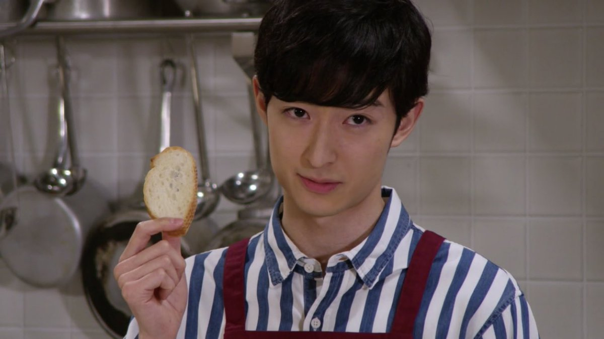『宵町の手癖。'18 in the kitchen.』 #tvasahi #sht #nitiasa #ルパパト