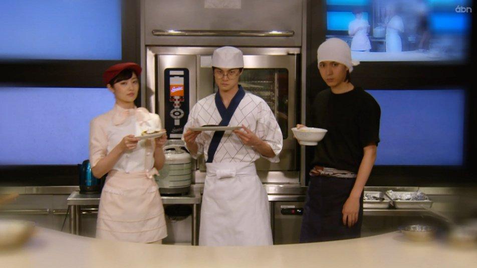 朝加圭一郎は料理下手って みんなが考える朝加圭一郎って感じで最&高だわ #ルパパト #nitiasa