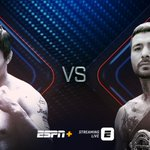 .@MannyPacquiao—Lucas Matthysse: the Filipino legend vs. the secondary welterweight world champion 🥊 #PacquiaoMatthysseWatch in the 🇺🇸 on ESPN+: https://t.co/gq05VrE3Dt