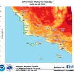 Image for the Tweet beginning: Another warm day expected on
