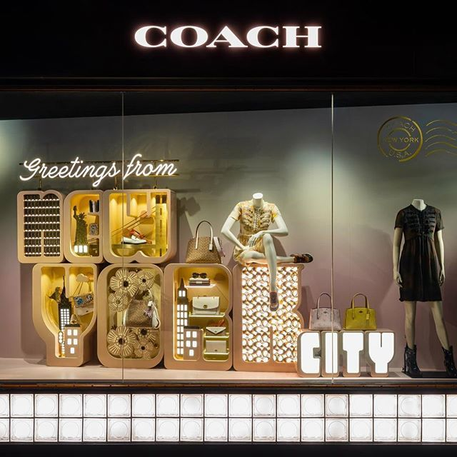 Retail focus on twitter greetings from new york city from coach 205 pm 14 jul 2018 m4hsunfo