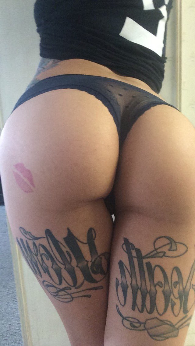 A B-b-i  - if you want onlyfans booty rt sexysaturday tatted twitter @AbbiRoads