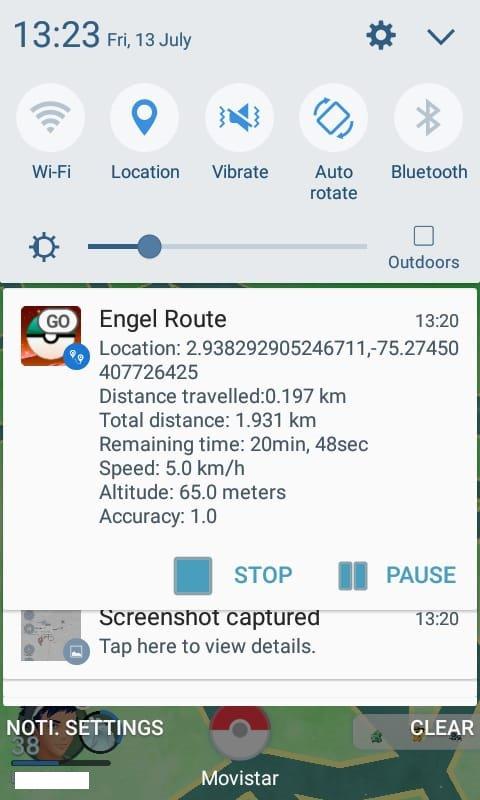 Fake Gps Route