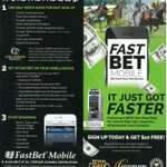 Image for the Tweet beginning: While at Hoosier Park, use