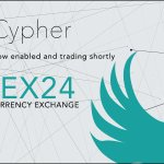 Image for the Tweet beginning: $CYR deposits now enabled, trading