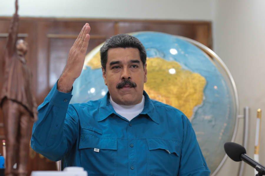 #EnDirecto🔴 | Pdte. @NicolasMaduro: La Revolución se salva con más Revolución, esto debemos llevarlo a las conclusiones del IV Congreso del @PartidoPSUV    #RecreaciónPorLaPaz