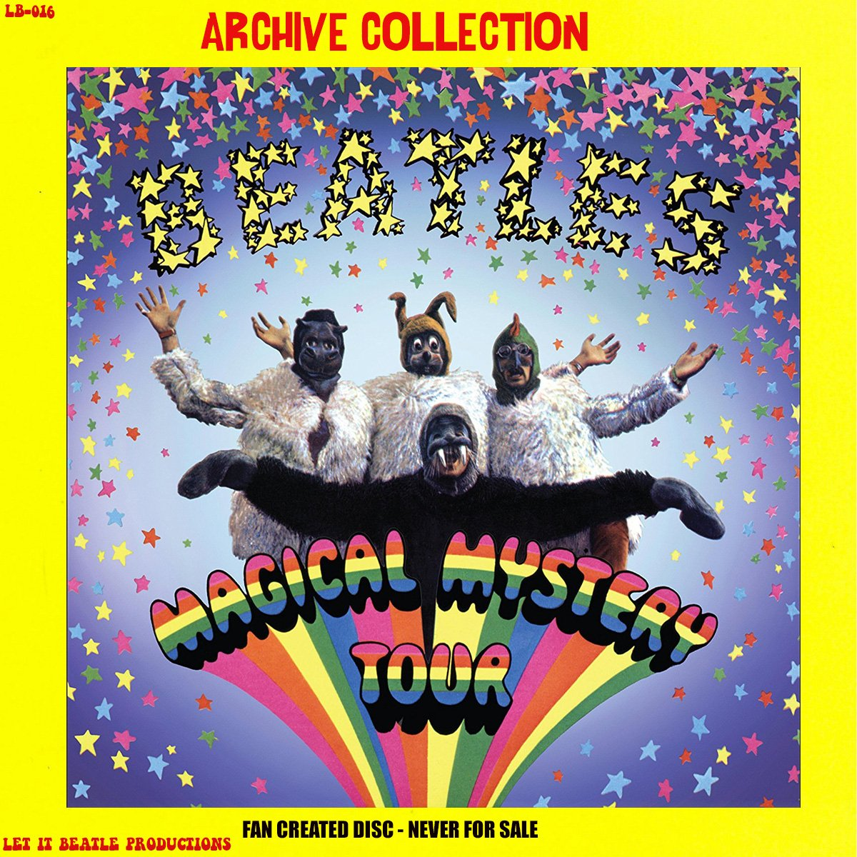 BootlegZone • View topic - LB-016- Magical Mystery Tour: The