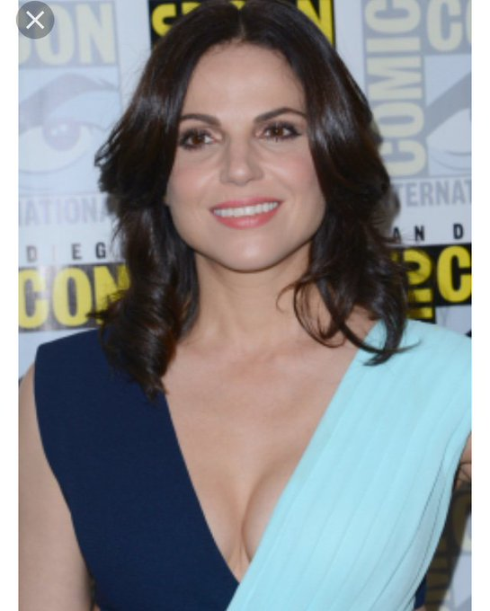Happy Early Birthday to the woman who gave me hope! And So much more! Happy Birthday Lana Parrilla!