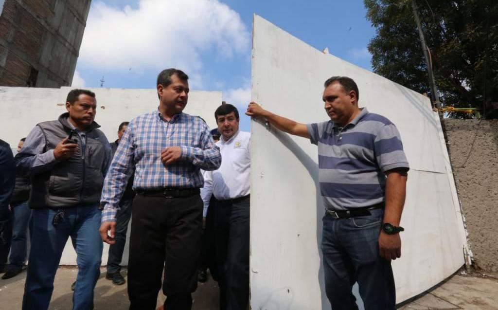 #CdMx | Tras el derrumbe en Artz Pedregal, Suspenden permisos para megaconstrucciones  https://t.co/J252Riulam https://t.co/zMzFUkwTbm