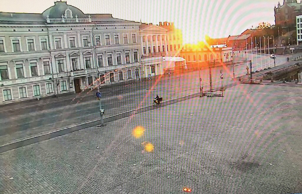 Tapahtuu Helsingissä