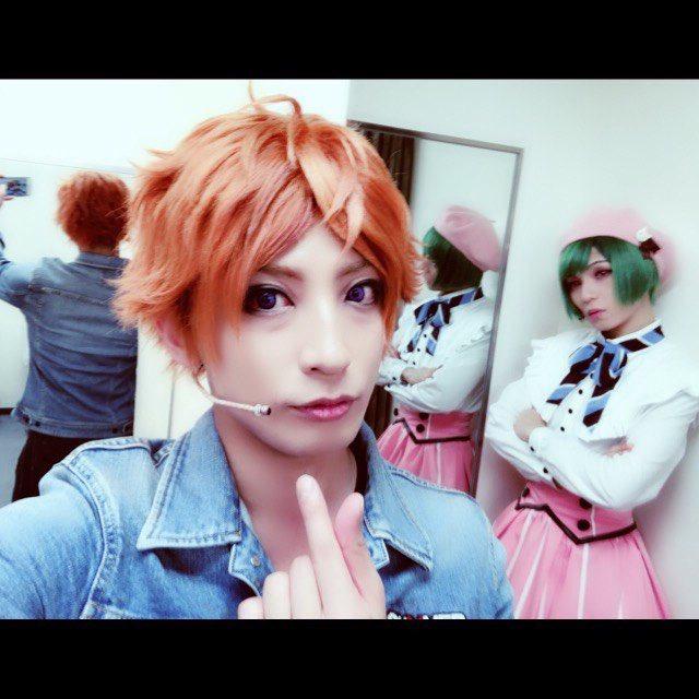 おはよう! 京都公演三日目! みんな全開で行くぞ!  いや、自撮りしてるとこ見るな!