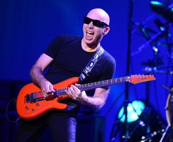 Happy Birthday to guitar legend Joe Satriani!