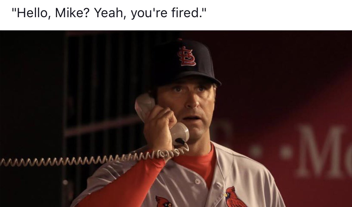 FIRED!!