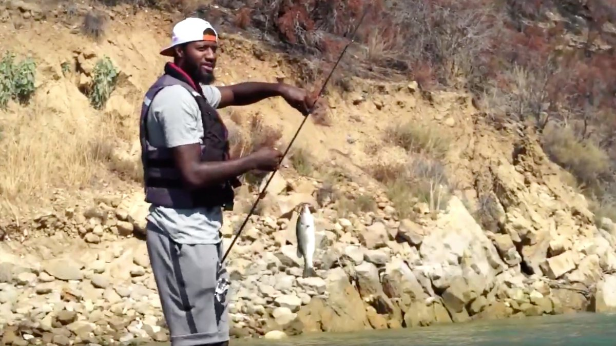 Thunder snags another EMMY. This one for PG 🎣 story from last summer. Take another look. @Yg_Trece #HeartlandEmmys