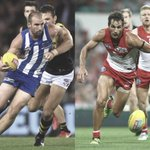 #AFLNorthSwans Twitter Photo
