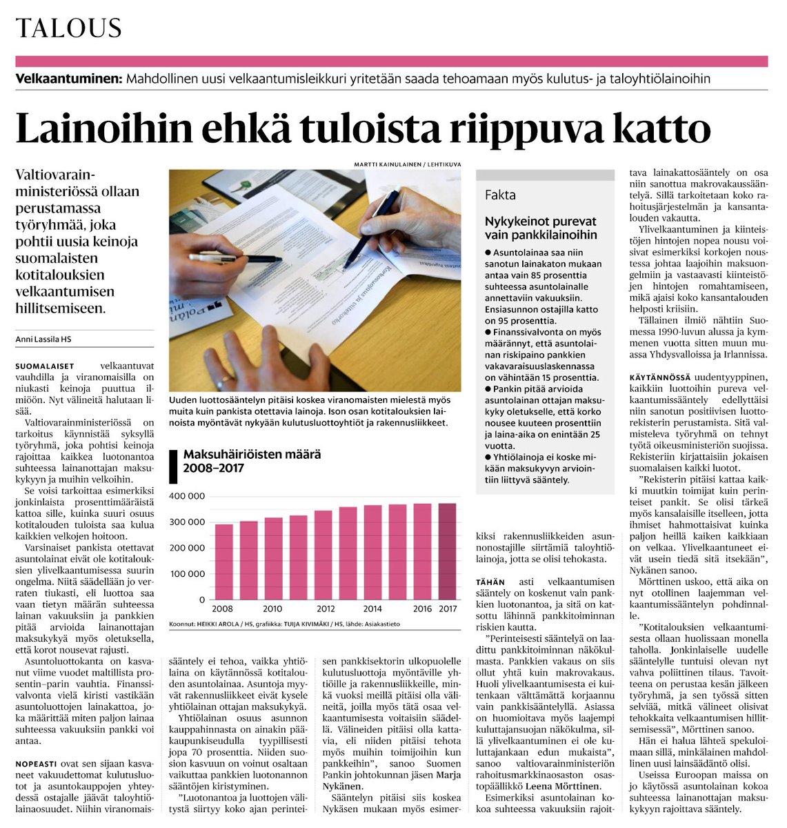 Maksuhäiriöisiä on Suomessa 380 000 – merkintöjen määrä on kasvanut yli 30-vuotiailla