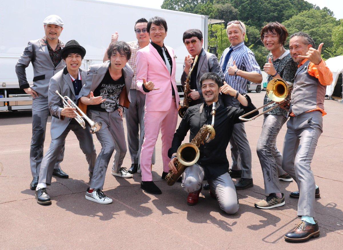 「東京スカパラダイスオーケストラ」の画像検索結果