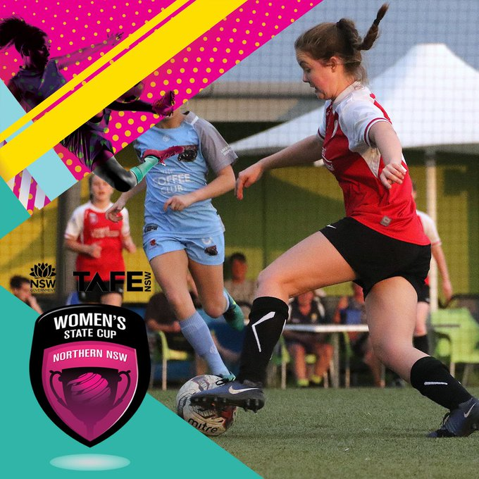 Player Profiles - Group C 👯♀️ Merewether United FC - Rebekah Stuart Cooks Hill FC - Priya Gibson Football Mid North Coast - Courtney Anderson NNSWF State League Referee - Alison Macready Read the full article here: @tafensw #WomensStateCup 🏆 Photo